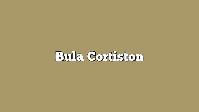 Bula Cortiston