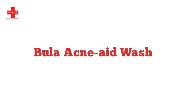 Bula Acne-aid Wash