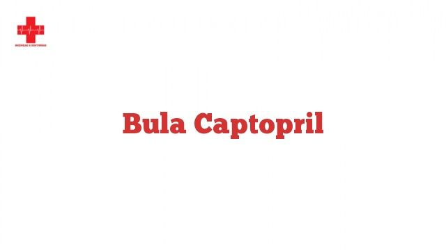 Bula Captopril