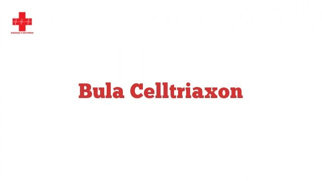 Bula Celltriaxon