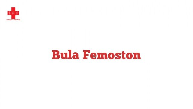 Bula Femoston