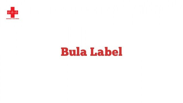 Bula Label