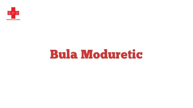 Bula Moduretic