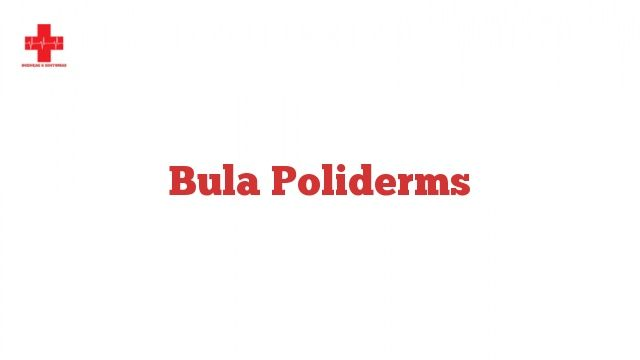 Bula Poliderms
