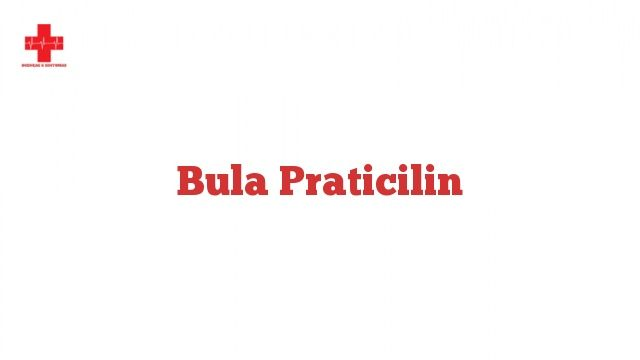Bula Praticilin